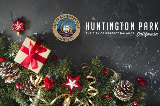 Huntington Park Christmas Toy-Giveaway